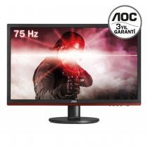 "AOC G2260VWQ6 21.5"" 1920x1080 1ms 75Hz (Analog+HDMI+Display) Full HD FreeSync Gaming (Oyuncu) Monitör"