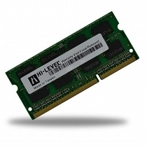 Hi-level 8 GB DDR4 2400 MHz 1.2V Notebook Ram -HLV-SOPC19200D4/8G