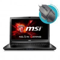 "MSI GL72 6QD-032XTR i7-6700HQ 2.6GHz 8GB 1TB 7200RPM 2GB GTX950M 17.3"" Full HD FreeDOS Gaming (Oyuncu) Notebook"