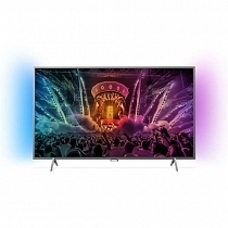 "PHILIPS 49PUS6401 49"" 124 Ekran Android Ultra HD Ambilight Led Tv"