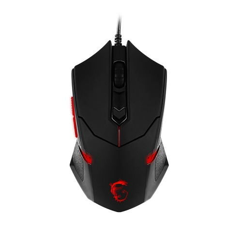 MSi Interceptor DS B1 1600DPI 6 Tuş Optik Gaming Mouse