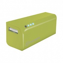 Tunçmatik Mini Charger 2000 Li-Ion Powerbank Yeşil (TSK5061)