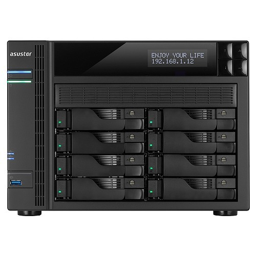 Asustor AS-6208T 4GB RAM Tower Nas Depolama Ünitesi