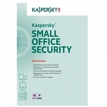 Kaspersky KSOS Small Office Security, (1 Server + 10 PC + 10 MD), 3 Yıl