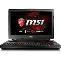 "MSI GT83VR 6RF(Titan SLI)-034TR i7-6920HQ 64GB DDR4 2xGTX 1080 (SLI) GDDR5X 8GB SuperR4 512GB (2X256) SSD+1TB 7200RPM 18.4"" FHD B.RAY Writer W10SH Gaming (Oyuncu) Notebook"