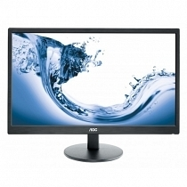 "AOC E2770SH 27"" 1ms 60Hz Gaming Monitör (Analog+DVI+HDMI) Full HD"
