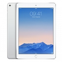 Apple iPad Air2 32GB Wi-Fi Silver Tablet (MNV62TU/A)