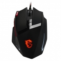 MSI Interceptor DS200 8200DPI 9 Tuş Lazer Gaming Mouse
