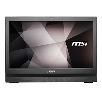 "MSI PRO 20T 6M-002XEU Intel Core i3-6100 3.70GHz 4GB DD4 500GB 20"" HD+(1600X900) Multi-Touch Freedos Siyah All In One PC"