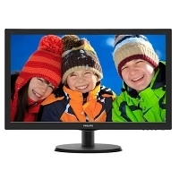 "Philips 223V5LHSB2/01 21.5"" 5ms 60Hz SmartContrast W-LED TFT-LCD Full HD Monitör"