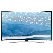 "Samsung 55KU7350 55"" Ultra HD Curved Uydulu Smart Led Tv"