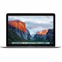 "Apple MacBook MLH72TU/A 12"" Intel Core M3-6Y30 1.1GHz 8GB 256GB SSD OS X El Capitan (Space Gray)"