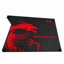 MSI Thunderstorm Aluminum Gaming Mouse Pad