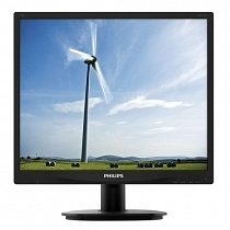 "Philips 19S4QAB/01 19"" 5ms 60Hz 1280x1024 W-LED IPS-ADS LCD Kare Monitör"