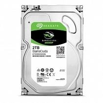 "Seagate Barracuda 3.5"" 2TB 7200RPM 64MB SATA 3.0 Disk ST2000DM006"