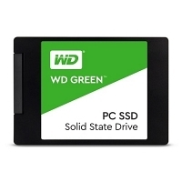 WD 120GB Green Series SSD Disk WDS120G1G0A 2.5 540-430MB/s Sata
