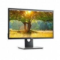 "Dell P2417H 23.8"" Full HD 6ms HDMI/DVI/VGA LED Siyah Monitör"