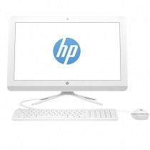 "HP 20-c005nt W3E59EA AMD E2-7110 APU 1.8GHz 4GB 1TB 7200RPM Amd Radeon R2 VGA 19.5"" FreeDOS Beyaz All In One PC"