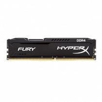 Kingston HyperX Fury Black 4GB 2400MHz DDR4 Ram HX424C15FB/4