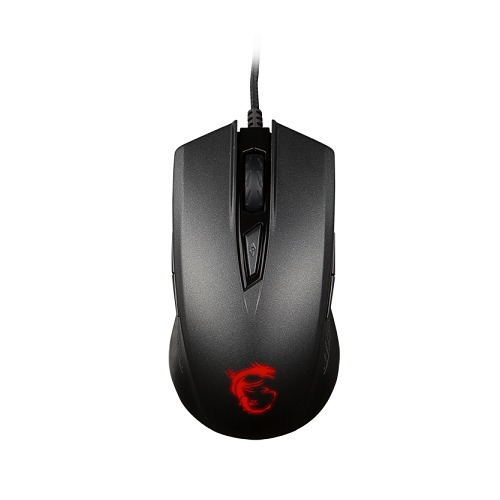 MSi Clutch GM40 5000DPI 9 Tuş Optik Gaming Mouse