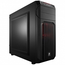 Corsair Carbide Serisi SPEC-01 CC-9011050-WW Red LED Midi Tower Siyah Oyuncu Kasa