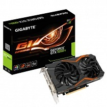 Gigabyte GeForce GTX 1050 Ti G1 Gaming 4GB GDDR5 128Bit (DX12) PCI-E 3.0 Ekran Kartı (GV-N105TG1 GAMING-4GD)