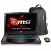 MSI GE62 7RD(Apache)-247XTR Intel Core i7-7700HQ 2.80GHz 32GB DDR4 128GB SSD + 1TB 7200Rpm 4GB GTX1050 15.6'' Full HD FreeDOS Gaming (Oyuncu) Notebook