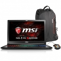 MSI GS63VR 7RF(Stealth Pro 4K)-266TR i7-7700HQ 2.80GHz 32GB DDR4 256GB SSD + 1TB 7200Rpm 6GB GTX 1060 15.6'' UHD 4K Windows 10 Gaming (Oyuncu) Notebook