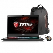 "MSI GS73VR 7RF(Stealth Pro)-255XTR Intel Core i7-7700HQ 2.80GHz 16GB DDR4 256GB SSD+1TB 7200Rpm 6GB GTX 1060 17.3"" Full HD FreeDOS Gaming (Oyuncu) Notebook"