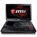 "MSI GT83VR 7RF(Titan SLI)-201TR i7-7920HQ Max.4.10GHz 64GB 512GB (2X256) SSD+1TB 7200Rpm 8GB 2xGTX 1080 SLI 18.4"" Full HD Windows 10 Gaming Notebook"
