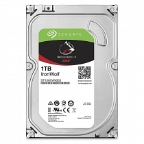 "Seagate IronWolf ST1000VN002 3.5"" 1TB 5900RPM SATA 3.0 64MB Hard Disk"
