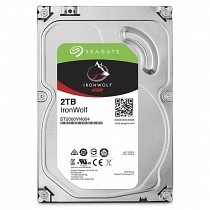 "Seagate IronWolf ST2000VN004 3.5"" 2TB 64 MB 5900RPM SATA 3 Nas Disk"