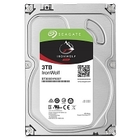 "Seagate IronWolf ST3000VN007 3.5"" 3TB 5900RPM SATA 3.0 64MB 180MB/s Hard Disk"