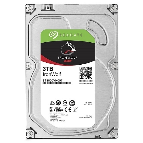 Seagate IronWolf ST3000VN007