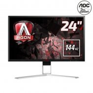 "AOC AGON AG241QX 23.8"" (2560x1440) 144Hz 1ms (Display+DVI-D+HDMI+Analog) FreeSync Gaming (Oyuncu) Monitör"
