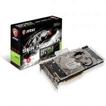 MSI GeForce GTX1070 SEA HAWK EK X 8GB Ekran Kartı - For Honor veya Ghost Recon:Wildlands