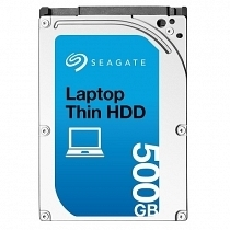 "Seagate Laptop Thin ST500LM023 2.5"" 500GB 7200RPM Sata 3.0 32MB Hard Disk"
