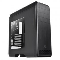 "Thermaltake CA-1A7-00M1WN-00 Urban R31 2.5""/3.5"" Docking Station Siyah Pencereli USB3.0 Midi Tower Kasa"
