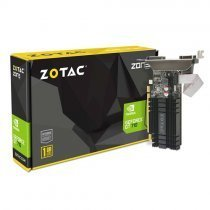 Zotac ZT-71301-20L Geforce GT 710 1GB DDR3 64Bit DX12 Ekran Kartı