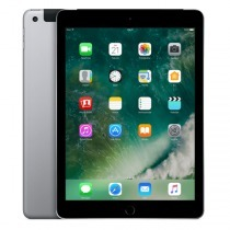 "Apple iPad New 9.7""128GB Wi-Fi + Cellular Space Grey (MP262TU/A) - Apple Türkiye Garantili"