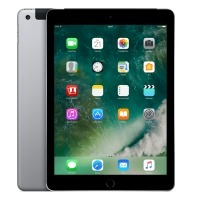 "Apple iPad New 9.7"" 32GB Wi-Fi Space Grey (MP2F2TU/A) - Apple Türkiye Garantili"