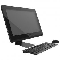 "Exper Tria Flex G22-341 Intel Core i3-4170 3.70GHz 4GB 500GB 21.5"" Full HD Wi-Fi FreeDOS All In One PC"