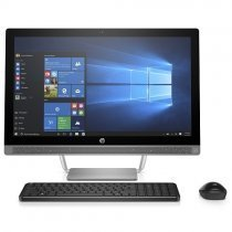 "HP 440 G3 1KP24EA Intel Core i3-7100T 3.40GHz 4GB 1TB 23.8"" Full HD FreeDOS All In One PC"