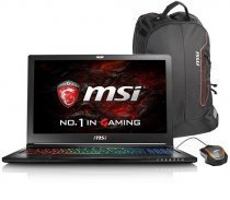 "MSI GS63 7RE(Stealth Pro)-029XTR Intel Core i7-7700HQ 2.80GHz 8GB DDR4 128GB SSD+ 1TB 7200RPM 4GB GTX1050Ti 15.6"" Full HD FreeDOS Gaming (Oyuncu) Notebook"