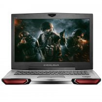 "Casper Excalibur G850.7700-B1G0P Intel Core i7-7700HQ 2.80GHz 16GB 1TB+128GB M.2 SSD 4GB GTX 1050 17.3"" Full HD Windows 10 Gaming Notebook"