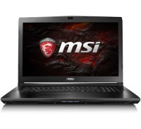 "MSI GL62 7RD-1218XTR Intel Core i7-7700 3.60GHz 8GB DDR4 1TB 7200RPM 2GB GTX 1050 15.6"" Full HD FreeDOS Gaming Notebook"