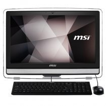 "MSI PRO 22E 7M-050XTR Intel Core i5-7400 3.00GHz 8GB DDR4 1TB 21.5"" Full HD FreeDOS Beyaz All In One Pc"
