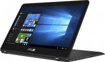 "Asus ZenBook Flip UX360UAK-DQ264T Intel Core i7-7500U 2.7GHz 8GB 512GB SSD 13.3"" QHD+ Dokunmatik Windows 10 Siyah Ultrabook"