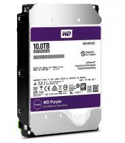 "WD Purple Surveillance WD100PURZ 10TB 5400RPM Sata 3.0 256MB 3.5"" Sabit Disk"