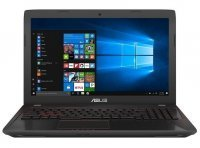 "Asus FX553VD-DM160 Intel Core i7-7700HQ 2.80GHz 8GB 128GB SSD+1TB 4GB GTX 1050 15.6"" Full HD FreeDOS Gaming Notebook"